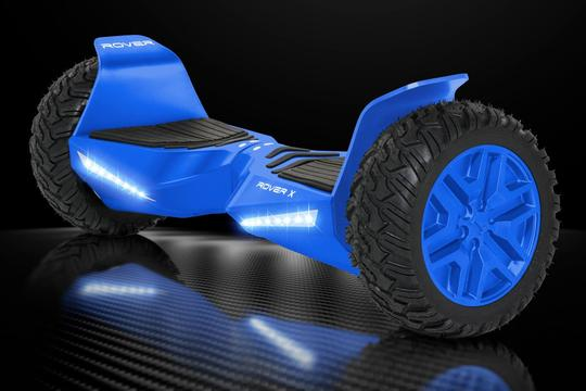 Halo Rover X Blue Edition