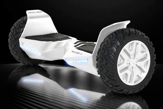 Halo Rover X White Edition