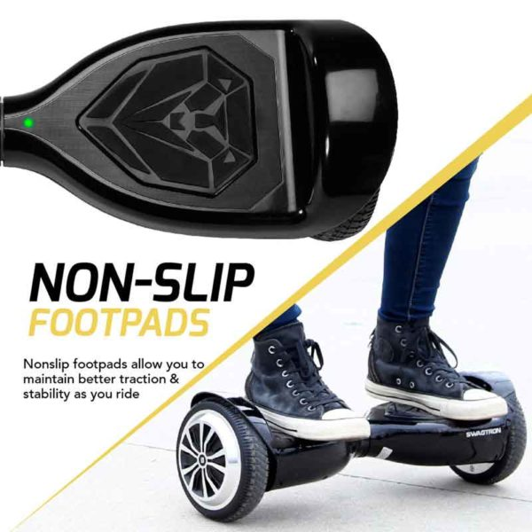 SWAGBOARD Youth Hoverboard T5 Classic Recertified