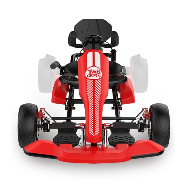Hoverboard Go Kart Kit - Two Dots