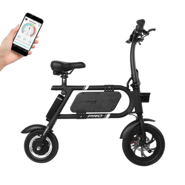 SWAGCYCLE PRO Pedal-Free Electric Scooter Bike