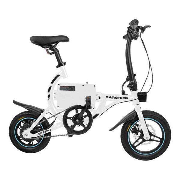 SWAGTRON Short Commute Folding E-Bike EB1