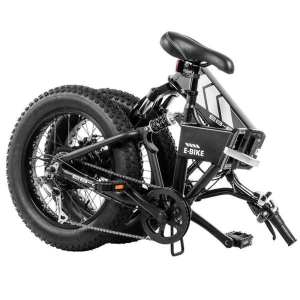 Swagtron EB8 Foldable Fat Tire All-Terrain eBike